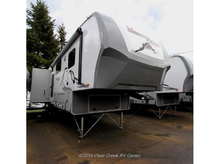 2014 Open Range MESA RIDGE 316RLS