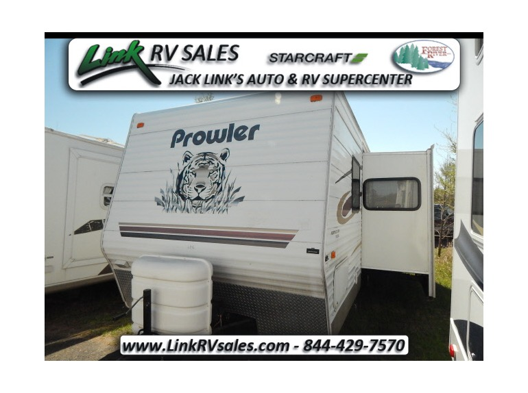 2004 R-Vision Trail Bay 27DS