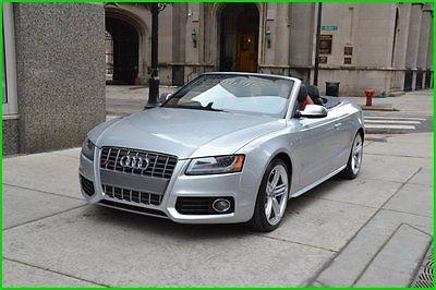 Audi : S5 3.0T Quattro Premium Plus 2010 3.0 t quattro premium plus used 3 l v 6 24 v automatic awd convertible premium