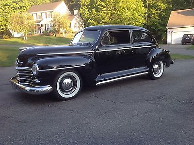 Plymouth special deluxe cars for sale for 1948 plymouth 4 door sedan