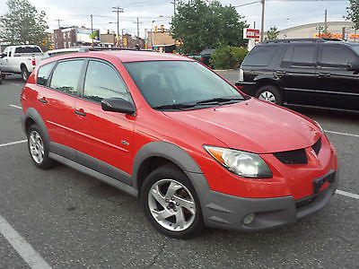Pontiac : Vibe Base Wagon 4-Door 2004 pontiac vibe base wagon 4 door 1.8 l