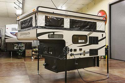 2015 SS-600 New Pop Up Slide In Light Lite Pickup Truck Camper For Sale