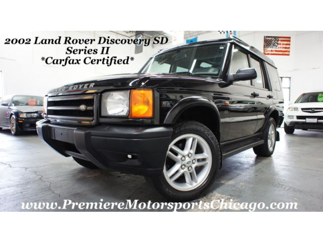 Land Rover : Discovery SD *Carfax Certified* Serviced & Detailed Extra Clean Truck!!