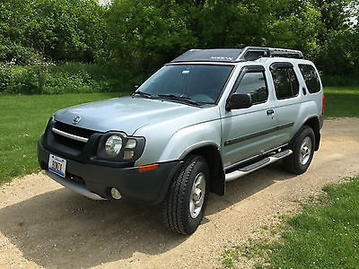 2002 nissan xterra 4x4 cars for sale. Black Bedroom Furniture Sets. Home Design Ideas
