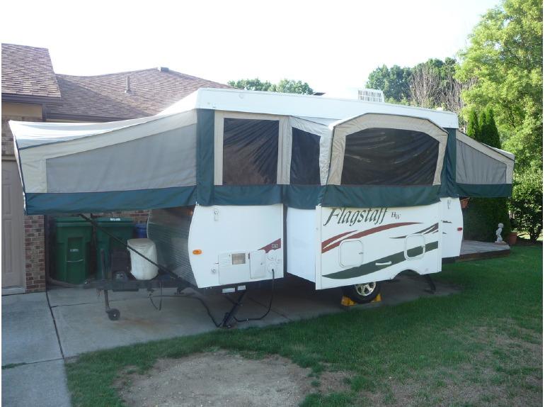 2008 Flagstaff Pop Up Camper Rvs For Sale