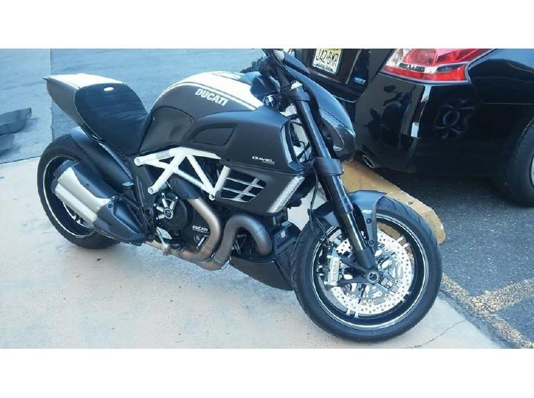 2013 Ducati Diavel AMG