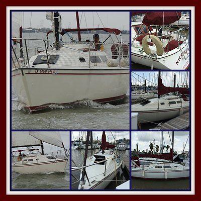1984 27' Starwind Sailboat