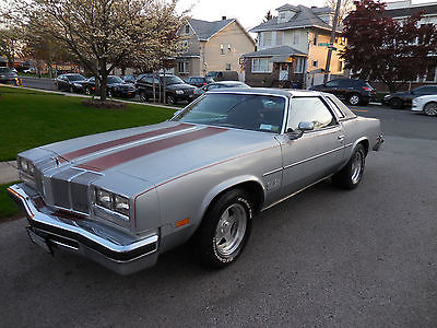 Salon cars for sale for 1976 cutlass salon