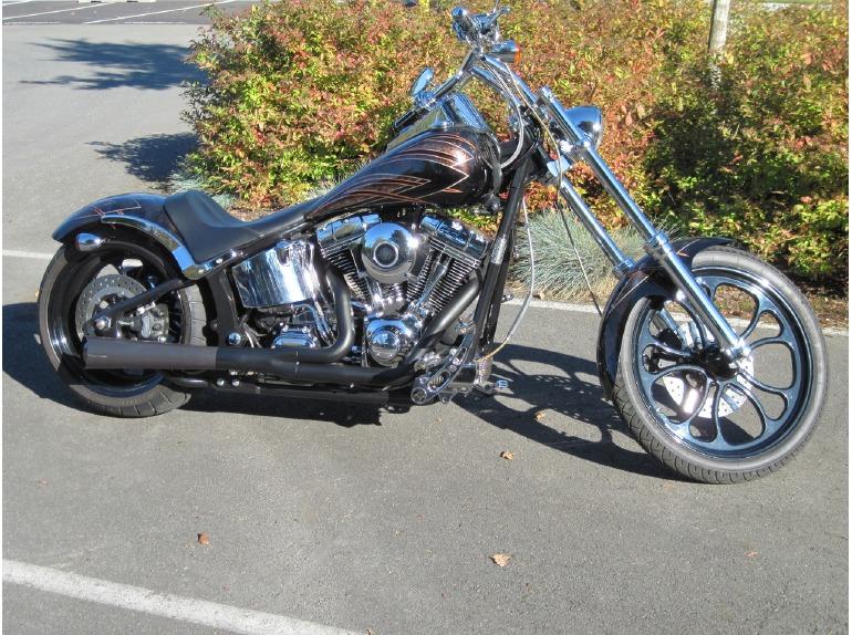 Thunder Mountain Custom Blackhawk 240 Motorcycles For Sale In Washington