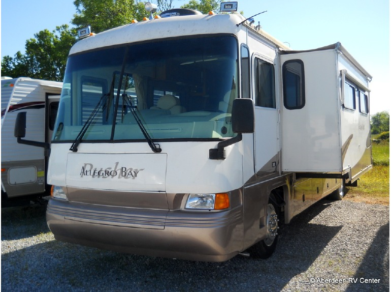 tiffin allegro bay pusher 38 rvs for sale rh smartrvguide com