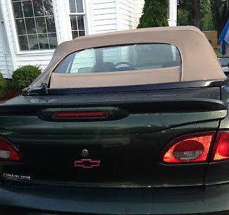 Chevrolet : Cavalier Z24 2000 chevy cavalier z 24 convertible