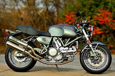 Ducati : Other Ducati Sport Classic Custom 2007 2006