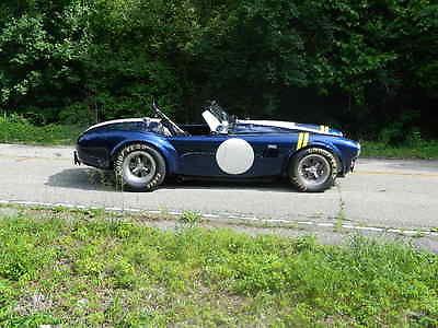 Shelby : Cobra AC 289 FIA 1964 ac cobra 289 fia era replica