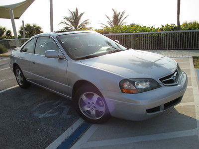 Acura : CL PREMIUM 2003 acura cl 111 k mi enthusiast owned no rust beautiful everything works