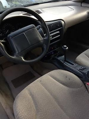 Chevrolet : Cavalier Z24 2000 chevy cavalier z 24 convertible, 2