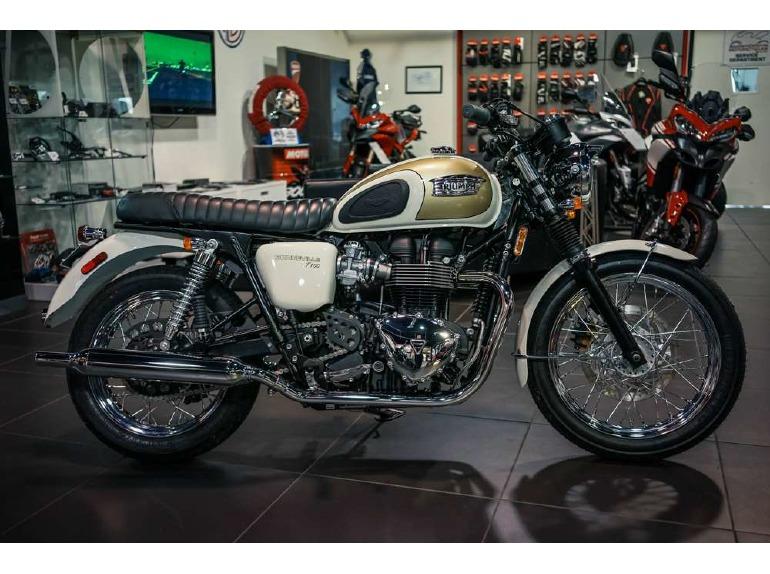 Custom Triumph Bonneville T100 Motorcycles For Sale