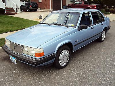 Volvo : 940 GL Sedan 4-Door 1992 volvo 940