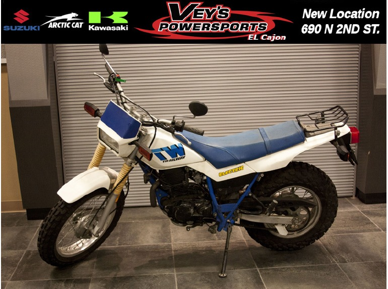1987 Yamaha Tw200 Motorcycles For Sale