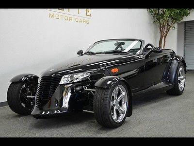 Plymouth : Prowler Base Convertible 2-Door 1999 plymouth prowler beautiful condition