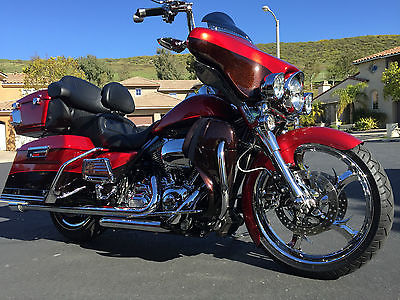Harley Davidson Touring 2017 Ultra Limited 15 000 In Extras One Of