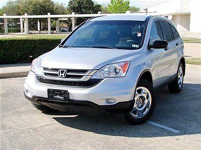 Honda : CR-V 2WD 5dr LX HONDA CRV LX NON SMOKER PWR DOOR PWR WINDOWS VERY CLEAN