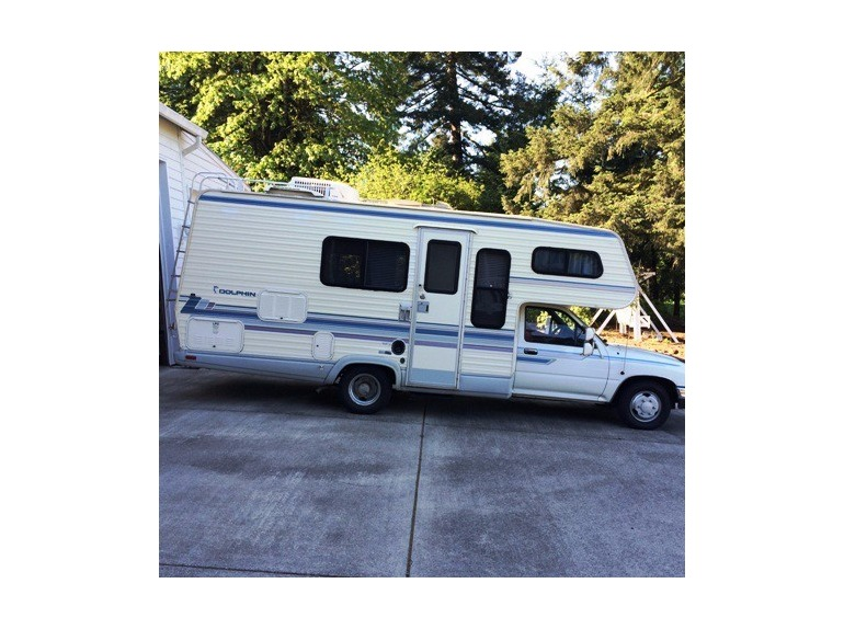 Toyota Dolphin 21ft RVs for sale