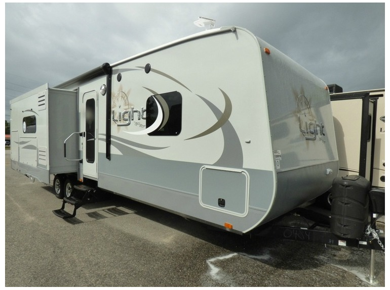 2016 Highland Ridge Rv Open Range Light LT272RLS