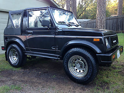 1988 suzuki samurai cars for sale. Black Bedroom Furniture Sets. Home Design Ideas