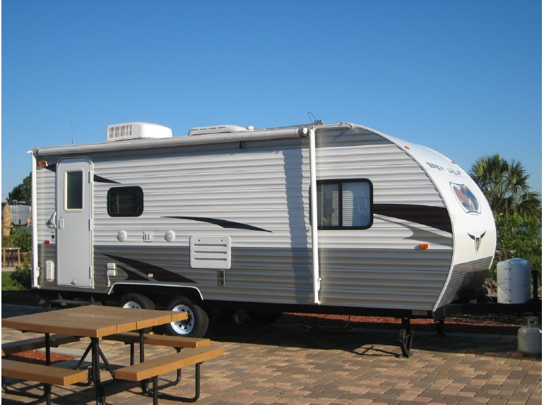 2011 Forest River Cherokee Grey Wolf 19RR