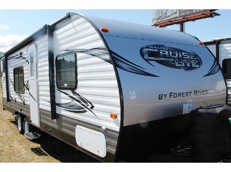2016 Forest River Rv Salem Cruise Lite 261BH
