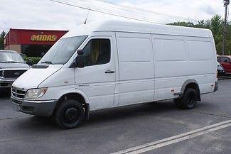 Dodge : Sprinter Base Standard Cargo Van 3-Door 2004 dodge freightliner mercedes sprinter