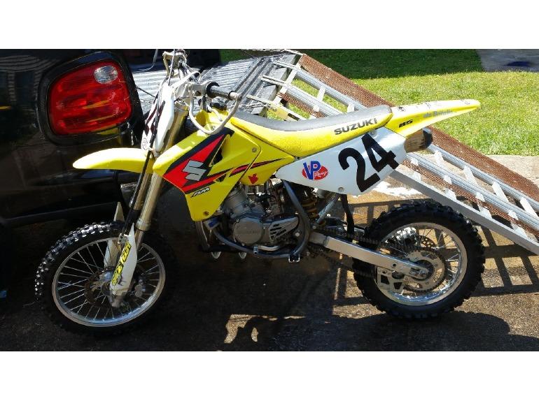 Suzuki Rmmotorcycles For Sale