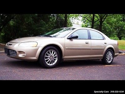 Chrysler : Sebring LXi 2003 chrysler sebring lxi leather low miles new inspection must see