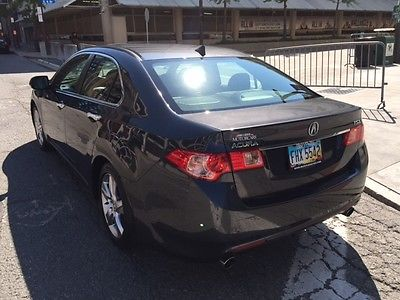 Acura : TSX Base Sedan 4-Door 2011 acura tsx base no navi or tech package rare 6 speed manual 75 000