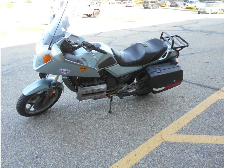 bmw k100 rt motorcycles for sale in new hampshire. Black Bedroom Furniture Sets. Home Design Ideas