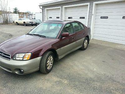 Subaru : Legacy GT Limited Sedan 4-Door 2001 subaru legacy gt limited sedan 4 door 2.5 l