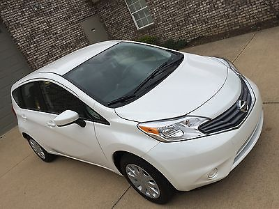 Nissan : Versa 2015 NOTE SV HATCHBACK AUTOMATIC ONLY 653 MILES 2015 nissan versa 2015 note sv hatchback automatic only 653 miles