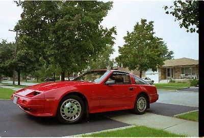 Nissan : 300ZX Turbo 1986 nissan 300 zx turbo