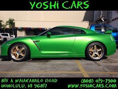 Nissan : GT-R 2009 nissan gt r gtr 558 horsepower hks power