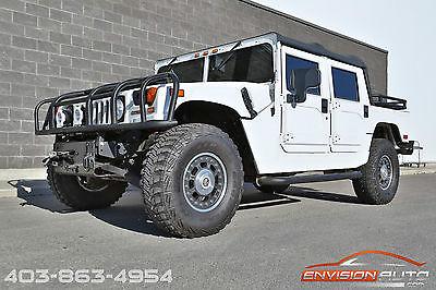 Hummer : H1 Soft Top 2006 hummer h 1 alpha open top 4 door 6.6 l duramax diesel