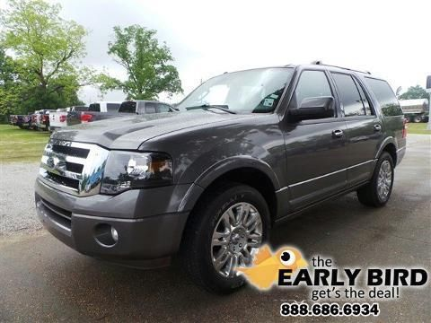 2013 FORD EXPEDITION 4 DOOR SUV