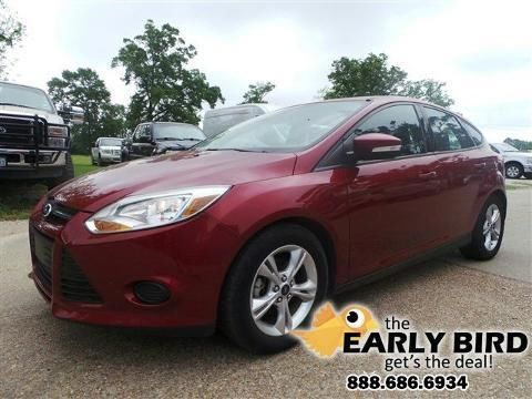 2014 FORD FOCUS 4 DOOR HATCHBACK