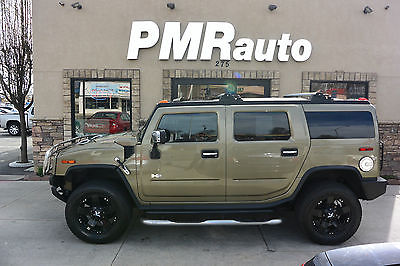 Hummer : H2 Sport Utility 4-Door 2005 hummer h 2 loaded sport utility 4 door 6.0 l