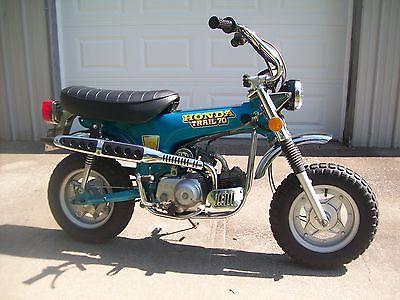Honda : CT 1973 honda ct 70