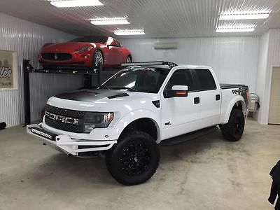 Ford : F-150 2013 ford f 150 raptor svt like new we will ship anywere