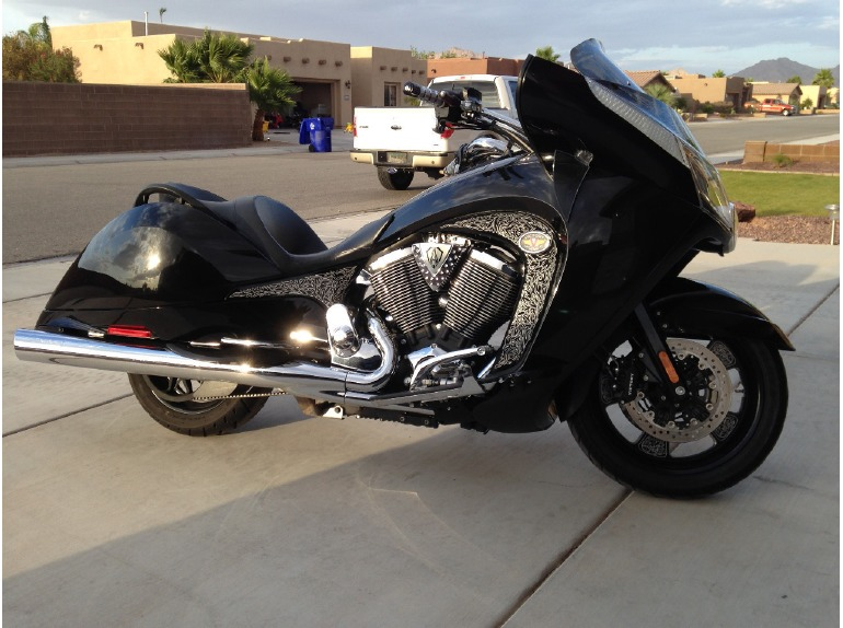 2011 Victory Vision Arlen Ness Motorcycles For Sale