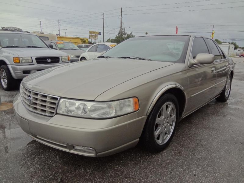 2001 CADILLAC SEVILLE STS SUPER CLEAN ALL POWER AC CD