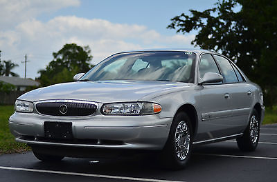 Buick : Century Limited Sedan 4-Door BEAUTIFUL ORIGINAL OWNER FL CAR, GARAGE KEPT, ALL SERVICE RECORDS, DRIVES NEW