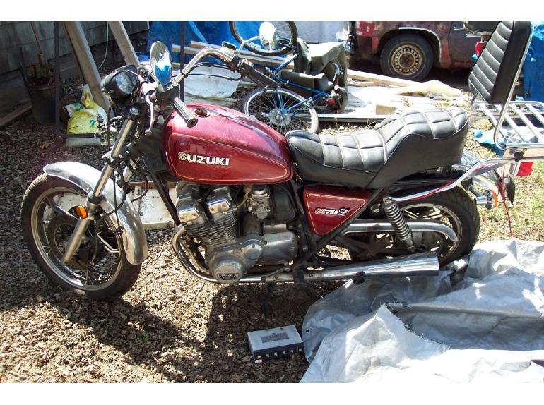 1980 Suzuki 750 Gs Motorcycles for sale