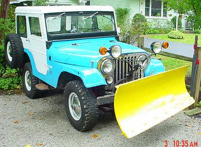 kaiser jeep history